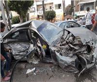 تصادم ترام بـ5 سيارات في مصر الجديدة.. وإصابة 4 أشخاص