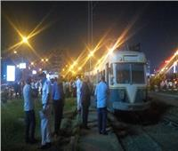 مصدر أمني يكشف تفاصيل المعاينة المبدئية لحادث ترام مصر الجديدة