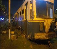 مصدر أمني: إلقاء القبض على سائق الترام ومسئول الصيانة