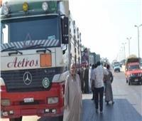 مصدر أمني يكشف أسباب منع سير النقل على الطريق الدائري