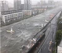 صور| «جيبي» يقتل شخصًا ويتسبب في إصابة 76 آخرين باليابان