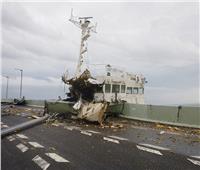 صور| آثار كارثية بسبب إعصار جيبي باليابان