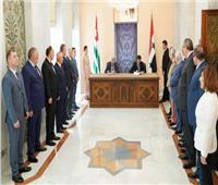 رئيس أبخازيا «الانفصالية» يجتمع مع الأسد في سوريا