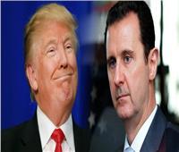 كتاب أمريكي: ترامب أمر باغتيال بشار الأسد 