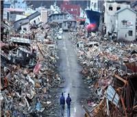 زلزال شدته 7 درجات يضرب اليابان
