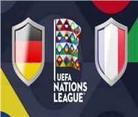 بث مباشر| مباراة فرنسا وألمانيا في دوري أمم أوروبا