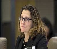 وزيرة الخارجية الكندية: محادثات نافتا «إيجابية وبناءة»