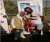 بالصور| أحمد حاتم وصفاء جلال يدعمان مستشفى «بهية»