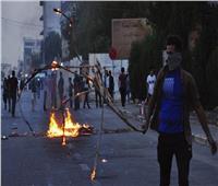 مسؤولون عراقيون يعلنون حظر التجول في البصرة وسط احتجاجات عنيفة