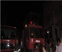 السيطرة على حريق محدود في شقة سكنية بالبدرشين
