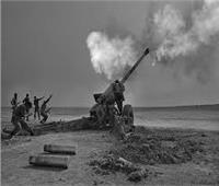 القوات المسلحة تحتفل باليوبيل الذهبي لسلاح المدفعية
