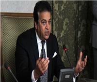 «عبد الغفار»: معهد «بلهارس» ينظم مؤتمر علمي بحضور أطباء مصريين بكندا