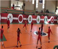 منتخب الشباب لكرة اليد يكتسح غينيا