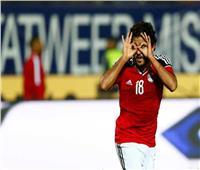 في الدقيقة الـ13.. مروان محسن يتقدم لمنتخب مصر على النيجر