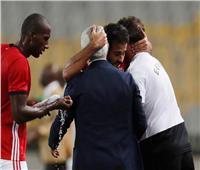 منتخب مصر يضرب النيجر بثلاثية في الشوط الأول