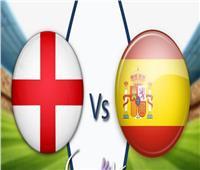 بث مباشر .. لمبارأة انجلترا وأسبانيا في دوري أمم أوربا