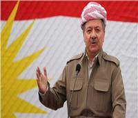 «بارزانى» معلقًا على القصف الإيرانى للأكراد: إقليمنا ليس ساحة لحل مشكلاتكم