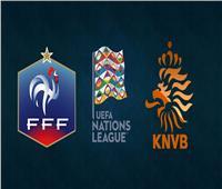 اليوم.. فرنسا تواجه هولندا فى دورى الأمم الأوروبية