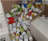 ضبط 36 ألف عبوة مبيدات مغشوشة خلال 30 يوما بالمحافظات