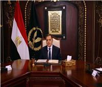 وزير الداخلية يرسل برقية تهئنة للمفتي بمناسبة العام الهجري الجديد