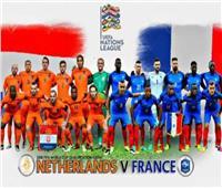 بث مباشر| مباراة فرنسا وهولندا في دوري أمم أوروبا