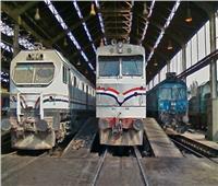 «السكة الحديد» تكشف موعد استلام صفقة الـ«6 قطارات مكيفة»