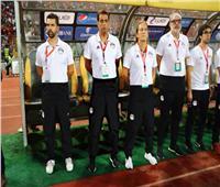 هاني رمزي يقدم تقريرًا لأجيري حول مباراة تونس وسوازيلاند