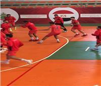 منتخب شباب اليد يكتسح أنجولا في بطولة الأمم الأفريقية