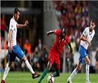 فيديو  البرتغال تهزم إيطاليا في دوري الأمم الأوروبية