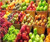 استقرار «أسعار الفاكهة» في سوق العبور اليوم