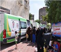 الصحة: تقديم الخدمة الطبية مجانا لـ 3 ألاف مواطن في قافلة البساتين