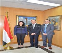 «المشاط» تبحث تنظيم رحلات مباشرة من 3 مقاطعات صينية إلى مصر