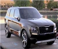 صور وفيديو| «كيا» تطلق أفخم سياراتها ذات الدفع الرباعي
