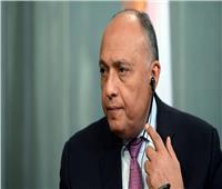 شكري: مصر لن تتسامح مع المتورطين في دعم الإرهاب