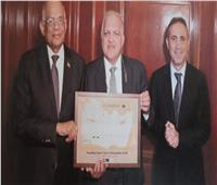 عبدالعال: وضع حجر الأساس لمشروع الربط الكهربائي بين مصر وقبرص