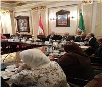 بدء اجتماع مجلس جامعة القاهرة لبحث استعدادات العام الدراسي الجديد