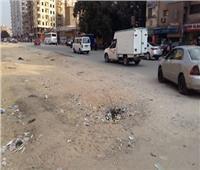 إعادة الأشجار للشوارع مطلب لأهالي طنطا بعد إزالتها