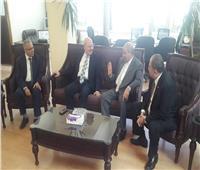 جامعة الزقازيق تكرم الدكتور محمد المحرصاوي