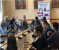 ندوة بجينيف تستعرض مأساة مدينة تاورغاء وانتهاك قطر لسيادة ليبيا