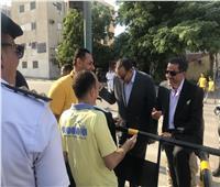 تشديدات أمنية بمحيط استاد الإسماعيلية قبل مباراة إنبي