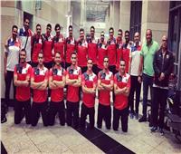 منتخب شباب اليد يتقدم على نظيره الجزائري في الشوط الأول