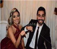 صور..خطوبة الفنانة مروة جمال ووليد فريد بحضور نجوم الفن والمجتمع