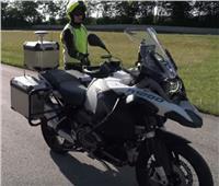 «بي إم دبليو» تكشف النقاب عن أولى دراجاتها النارية ذاتية القيادة