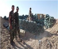 الشرطة العراقية تعثر على 7 مقرات لـ«داعش» في محافظة صلاح الدين