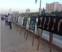 صور| افتتاح «ممشى أهل مصر» بأسيوط