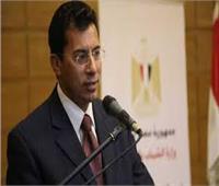 وزير الرياضة يهنئ منتخب شباب مصر لليد على اللقب الإفريقي بالمغرب