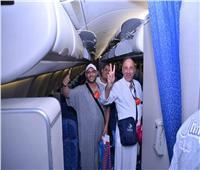 مصر للطيران: نقلنا ٧٢ ألف حاج على متن ٣٣٧ رحلة