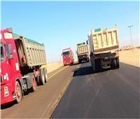 تفاصيل أول يوم حظر سير النقل على الطريق الدائري .. والاستثناءات «ممنوعة»