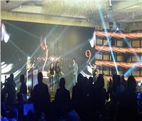 رامي صبري يشعل حفل الفضائيات العربية