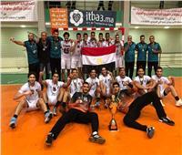 «شباب اليد» يعود الى القاهرة بعد التتويج بلقب البطولة الأفريقية